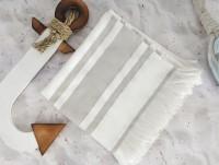 DERIN Cream (кремовый) полотенце пляжное