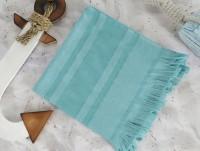 DERIN Halikarnas (бирюзовый) полотенце пляжное