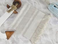 DERIN Stone (капучино) полотенце пляжное